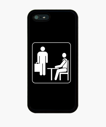 The office logo iphone cases
