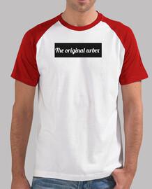 The original urbex Hombre, the original urbex, blanca y roja