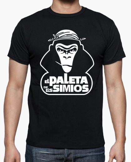 The palette of the apes t-shirt