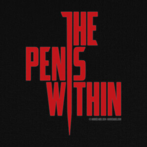 Camisetas The Penis Within