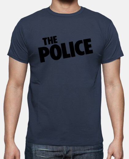 Camisetas The Police
