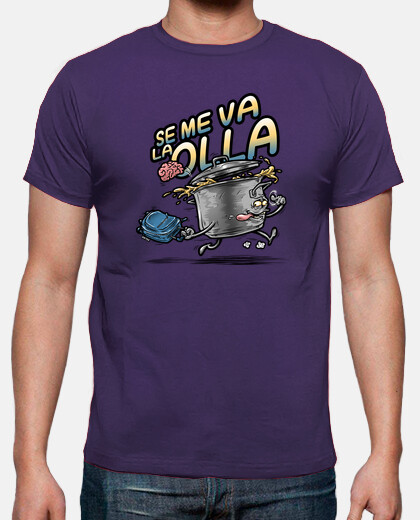 the pot is gone! shirt