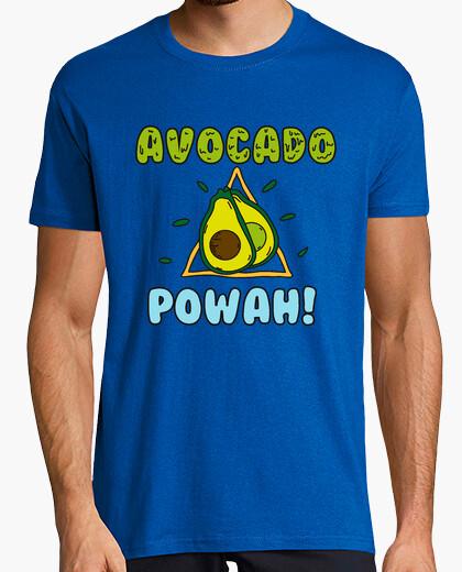 The power of avocado t-shirt