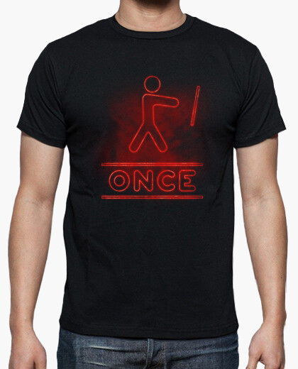 The power of once t-shirt
