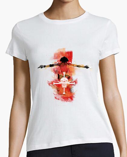 Camiseta The price of Fire