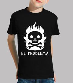 the problem (white)