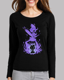 The Psychic Knight Within - Womans Long Sleeve