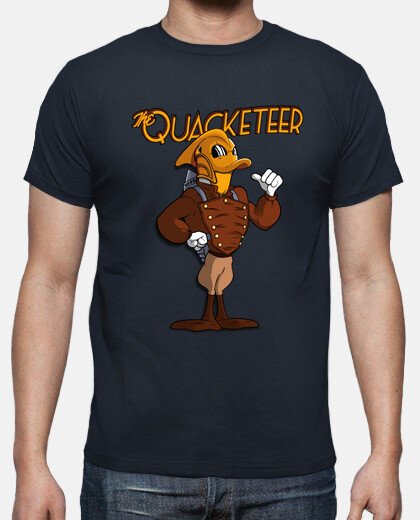The Quacketeer.