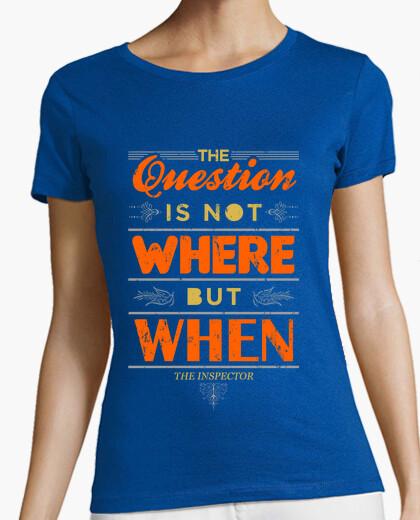 Camiseta The Question
