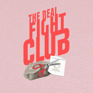 T-shirt The real Fight Club