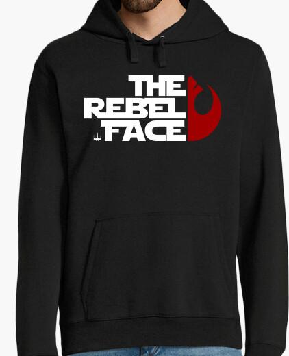 Sudadera The Rebel Face