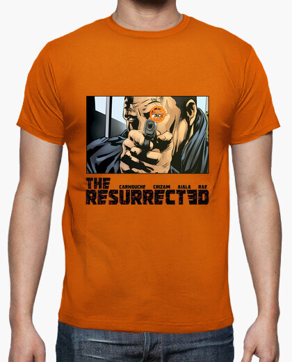 The Resurrected - Male t-shirt