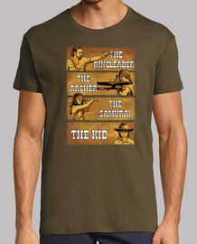 The Ringleader, The Archer, The Samurai,