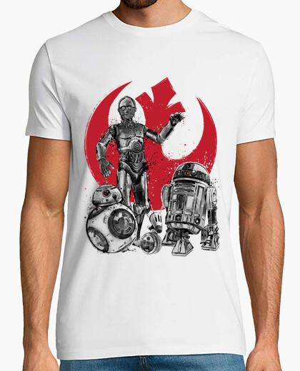 Camiseta The Rise of Droids