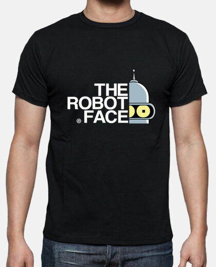 the robot face