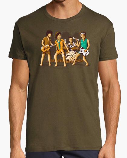 Camiseta The Rolling Flintstones