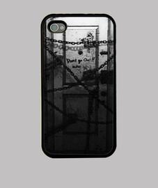 The Room - Funda iPhone 4 o iPhone 4S