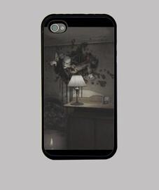 The Room 4 - Funda iPhone 4 o iPhone 4S