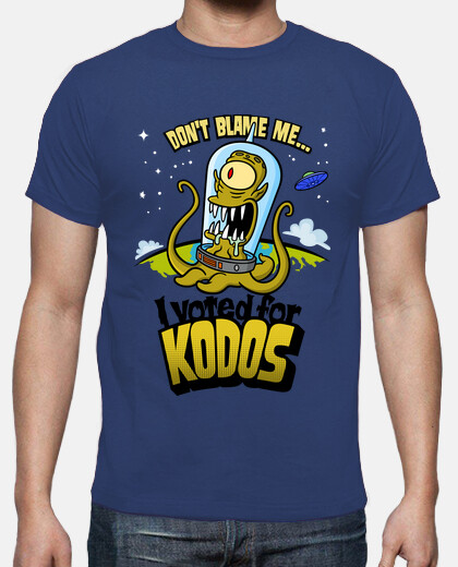 The s: I Voted for Kodos