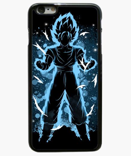 Funda iPhone 6 Plus / 6S Plus The Saiyan Super