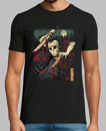 the samurai slasher shirt mens