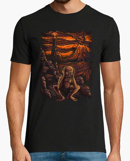 Camiseta The Scream in Mordor