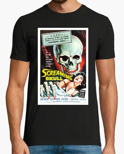 Camiseta The Screaming Skull (1958)