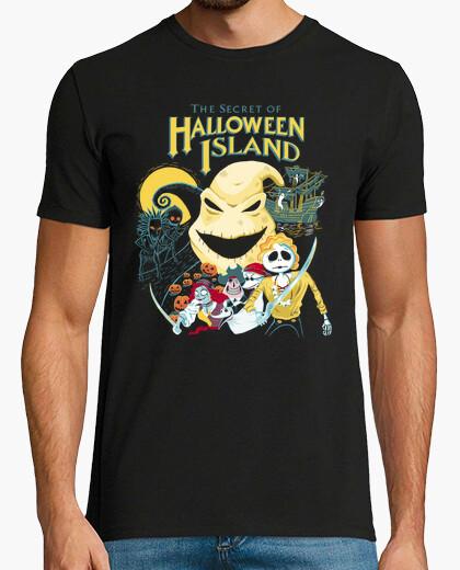 Camiseta The Secret of Halloween Island