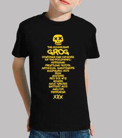 the secret of monkey island: grog recipe