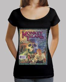 The Secret Of Monkey Island portada