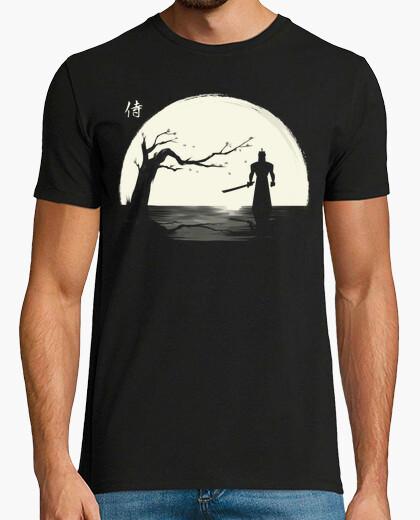 Camiseta The shadow of the samurai