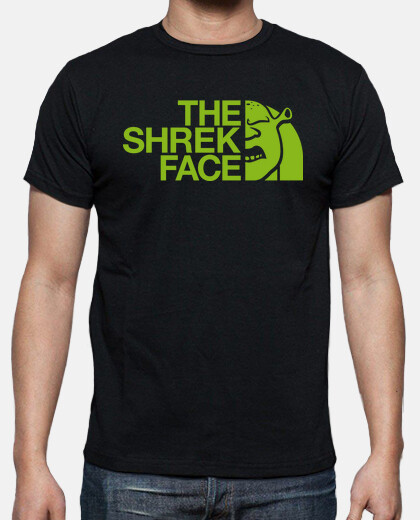 The Shrek Face - Green (Collab with G!R