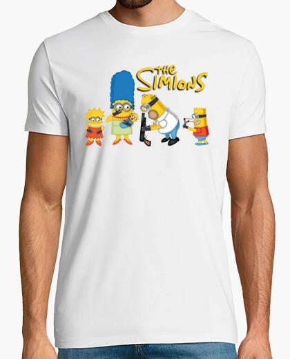 Camiseta The Simions