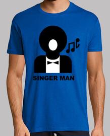 The singer man