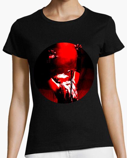 Camiseta The sinister singer