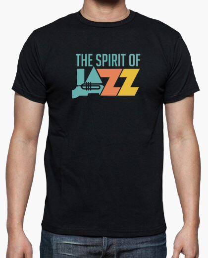 The Spirit of Jazz t-shirt