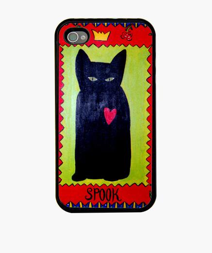 Funda iPhone The Spook Cat