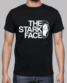 the stark face (v. black)