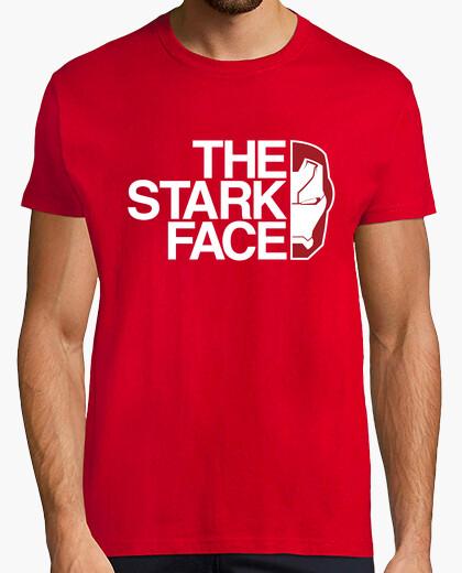 Camiseta The Stark Face (v. RED)