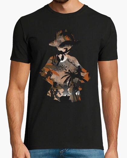 Camiseta The Straw Hat Crew