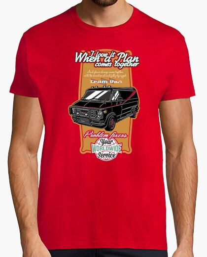 Camiseta The Team Van