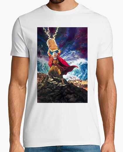 Camiseta The Ten Commandments