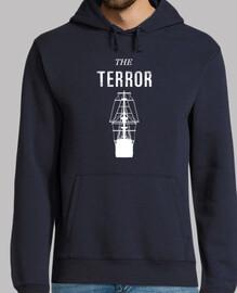 The Terror -Hombre, jersey con capucha, azul marino