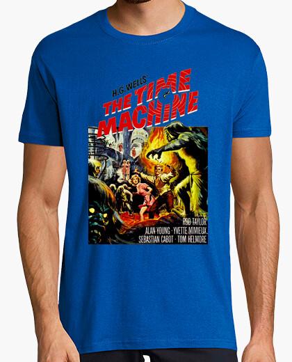 Camiseta The Time Machine (1960)