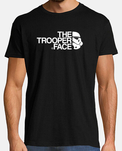 The Trooper Face
