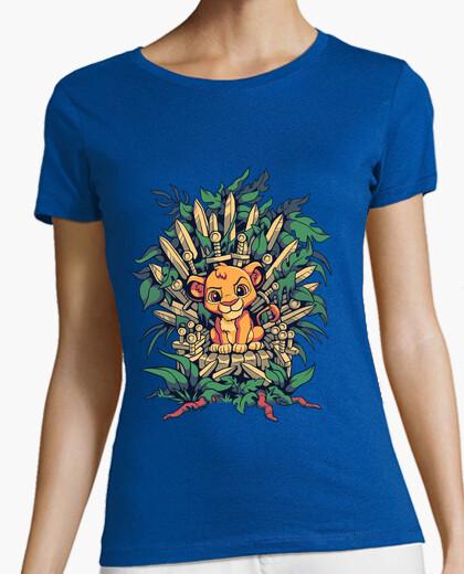 The true king t-shirt