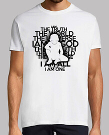 The Truth - Black Version - Man T-Shirt