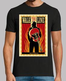 The Walk Line - Guitar