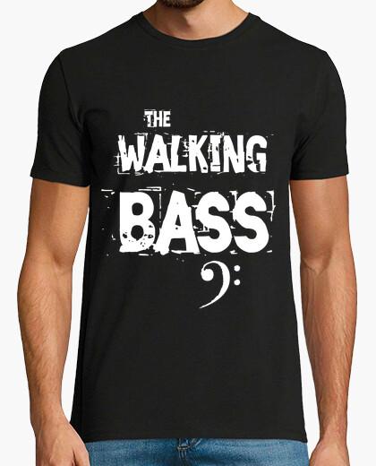 Camiseta (The) Walking Bass