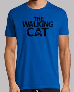 the walking cat claw. black - fanart serie